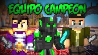 EQUIPO CAMPEÓN - Juegos Del Hambre c/ Vegetta Y Willyrex - MINECRAFT - sTaXxCraft