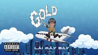 BÌNH GOLD - LÁI MÁY BAY  | Official Lyrics Video