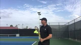 Serving Lessons: Killer Kick Serve With Kevin And Sick Slice With Peter Freeman