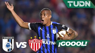 ¡Gool de Lucumí! Hay ilusión | Querétaro 2 - 0 Necaxa | Liga Mx - AP 19 - Cuartos de final | TUDN