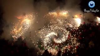 preview picture of video 'CorreFoc Manresa 2013'