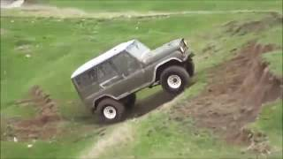 UAZ vs Niva 4x4 Off road Extreme 2017 Compilation