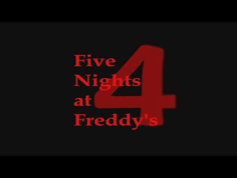 Five Nights at Freddy's 4 Trailer | FNAF 4