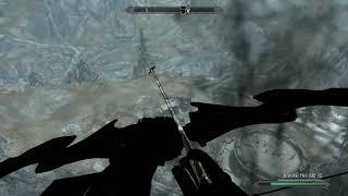 I love bows in Skyrim