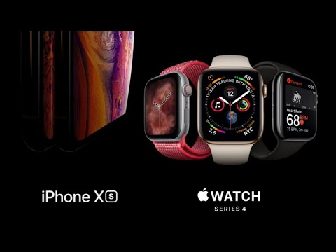 Iphone Xs and Apple watch Pre-Order