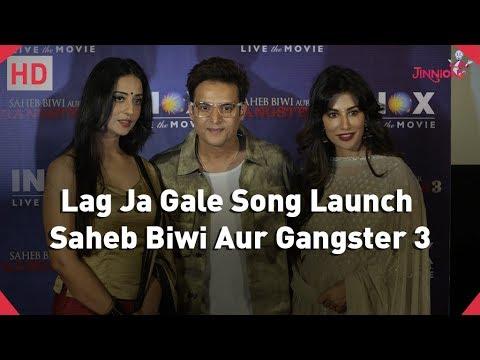 Lag Ja Gale Song Launch    Saheb Biwi Aur Gangster 3   Gangster 3 movie - JINNIONS