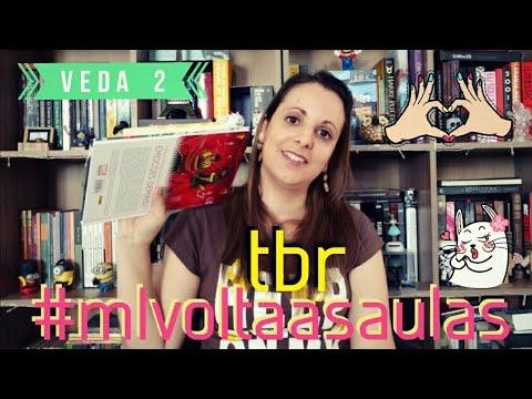 TBR #mlvoltaàsaulas | VEDA #2 | Pilha de Leitura