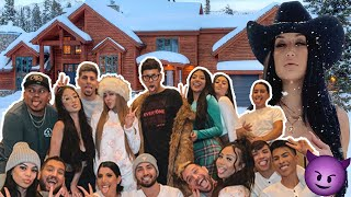 20 YOUTUBERS WILDIN' IN MONTANA MANSION | PART 1.