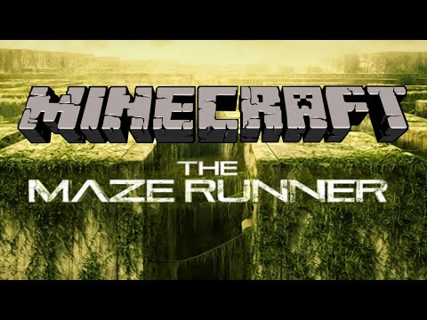 Maze Runner [Adventure Map] Minecraft Project