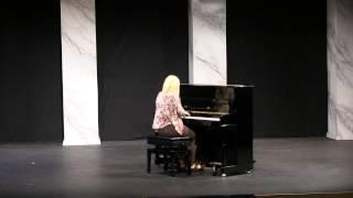 Olivia Bray Orriginal Song Piano and Vocals