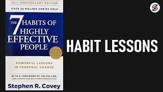 The 7 Habits Of Highly Effective People | 5 Most Important Lessons | Stephen R Covey (AudioBook)