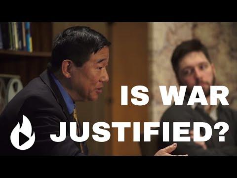 Debate: Is War Ever Justified?