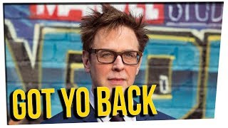 Celebs Backing Up Director James Gunn After Being Fired ft. Tim DeLaGhetto