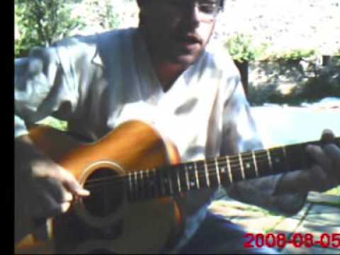 J.J. Cale - Boilin' Pot (acoustic cover)