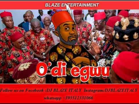 Nd'Igbo Kwenu   Igbo Highlife Mix Naija Traditional Songs (DJ BLAZE ITALY)