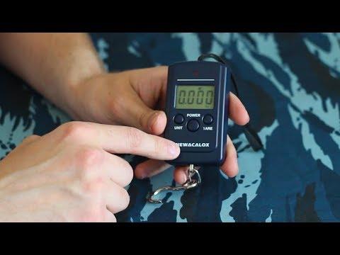 Обзор электронных весов