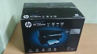 hp 1136 laser printer unboxing - Kênh video giải trí dành