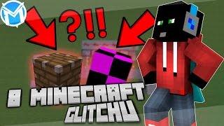 8 Minecraft glitchů! | Glitchmas [MarweX]