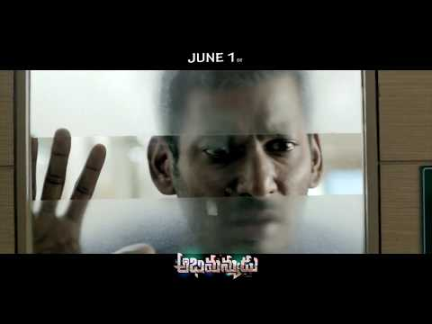 Abhimanyudu Movie Latest Promo 4
