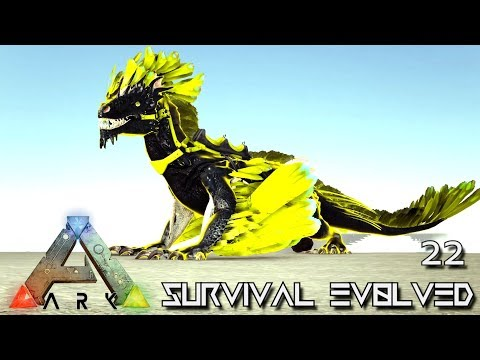 ARK: EXTINCTION - ROCK DRAKE IN EXTINCTION !!! | ARK SURVIVAL