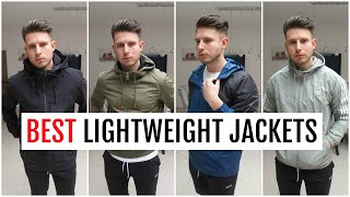 BEST LIGHTWEIGHT/WINDBREAKER JACKETS For Men In Summer 2020 (North Face, Adidas + More)