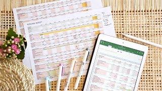 how to start budgeting and saving money in university