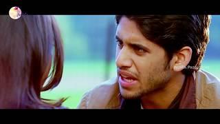 Naga Chaitanya & Samantha Patch Up Scene | Ye Maya Chesave Movie Scenes | Gautham Menon | AR Rahman