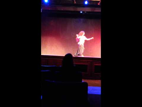video:Magdelena Fusaro w/ Bedrawn
