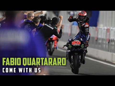 Come with Us – Fabio Quartararo – Episode 6