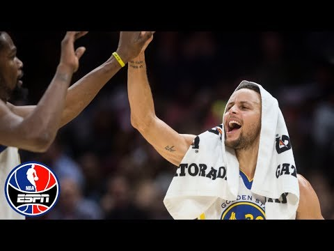 50ca5181465 Google News - Curry 42 leads Warriors past Cavs - Overview