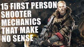 15 FPS Gameplay Mechanics That Make No Sense