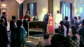 Hindi Movie Scenes <b>Aag Aur Daag</b>  Hello Son Mubarak Ho  Joy Mukherjee  Zeb Rahaman
