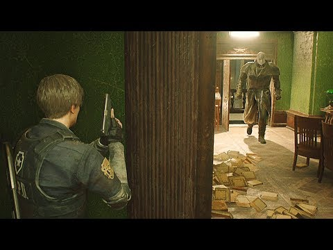 Resident Evil 2 Remake- Hide And Seek With MrX 1080p 60fps