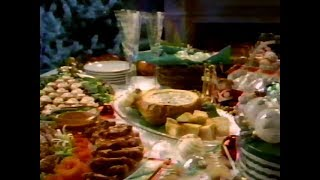 Kraft Holiday Recipes - All Spots From The Christmas Toy (1986)
