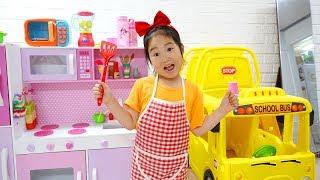 뽀로로 짜장면이 부족할땐 보람이를 불러주세요 2탄! 주방놀이 장난감으로 요리 해봤어요! Pororo Noodle