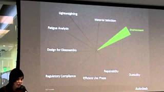 Sustainable Design for Manufacturing - Sustainability Summit at Autodesk