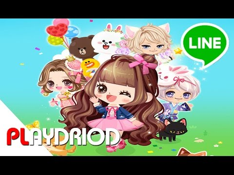 LINE PLAY (Your Avatar World) 20 mins Gameplay [Android/iOS Games] HD