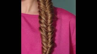 Fishtail Braid Tutorial | Tasha Farsaci