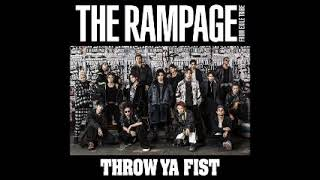 Gambar cover THE RAMPAGE from EXILE TRIBE DOWN BY LAW cover