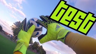 Testing: Adidas Ace Zones Allround Fingersave | Review