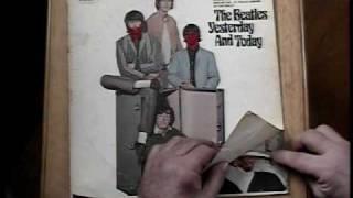 Beatles Butcher Album Jacket Cover...The Dry Peel