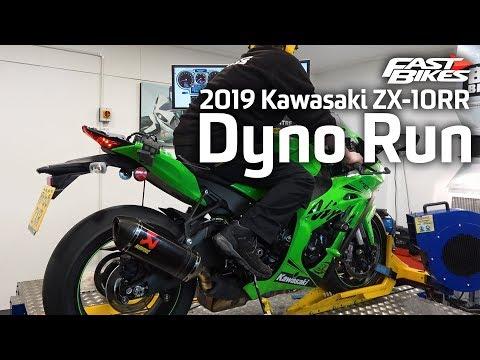2019 Kawasaki Ninja ZX-10RR | Dyno Run | Ultimate Sports Bike