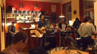 Video littleROSE's: Koncert v Café Palmovka (19.10.2012) PART 1/6