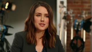 "Season 5 Premiere || Megan Boone ""Elizabeth 'Liz' Keen"" Soundbites|| SocialNews.XYZ"