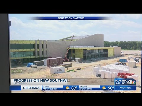 Progress on New Southwest High School