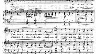 Grieg - 12 Melodies to poems by A.O. Vinje, Op.33 - 7. Gamle Mor (Old Mother)