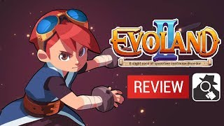 EVOLAND 2 (iPhone, iPad) | AppSpy Review