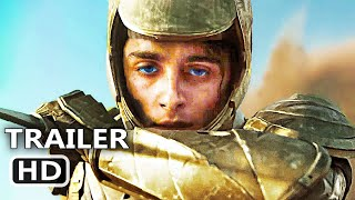 DUNE Trailer 2 (2021)