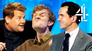 """What The F**K?!"" Best Of James Corden & James Acaster! 