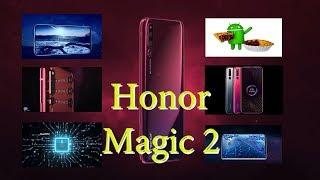 Honor Magic 2 Обзор Навороченный флагман с шестью камерами